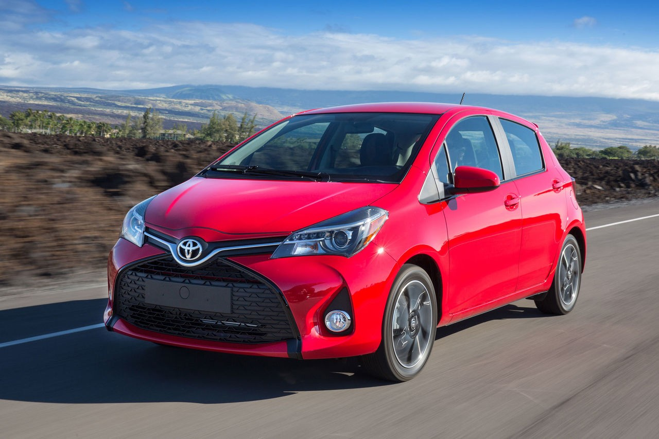 toyota yaris diesel manual for rent in crete cretanrentals rent a car. Black Bedroom Furniture Sets. Home Design Ideas